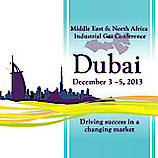 Industrial Gas Conference Dubai